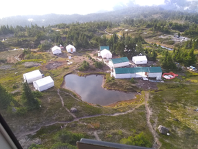 Rugged Exploration Camps