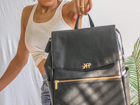 Diaper bag, but make it fashion
