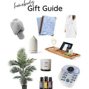 Gift Guide For Homebody