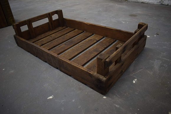 Rustic Apple Crates
