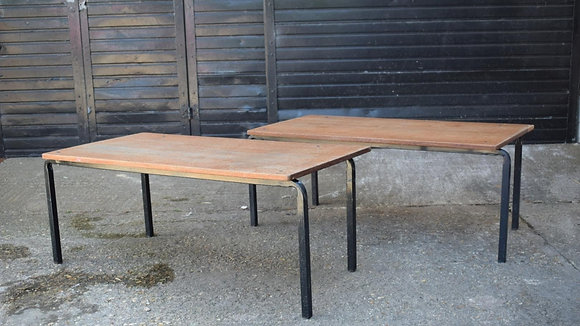 Old School Table - Small Wooden