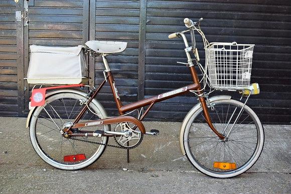 Vintage Bicycle - Shopper