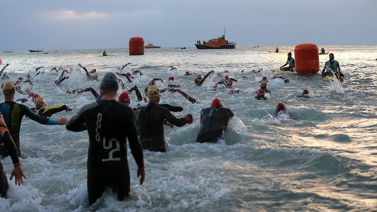 Triathlon - Going the distance