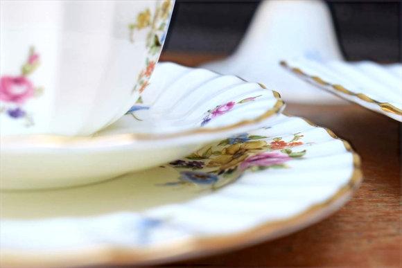 Royal Worcester Roanoke -Dinner & Afternoon Tea Set