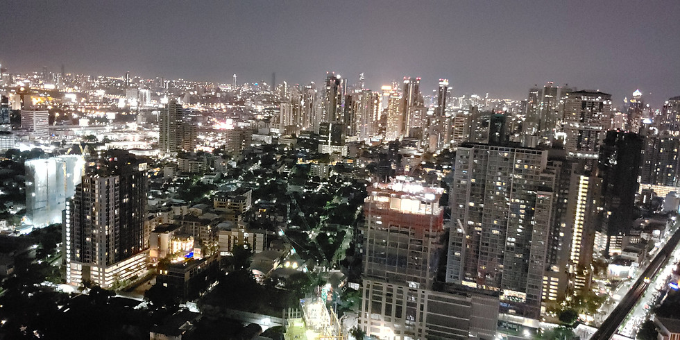Arriving in Bangkok - 2 Months in Asia