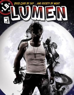 Luman Poster design