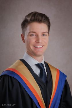 Rejean Belliveau Graduate UDM