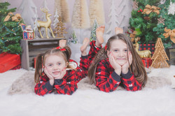 Sarah's Christmas Mini session