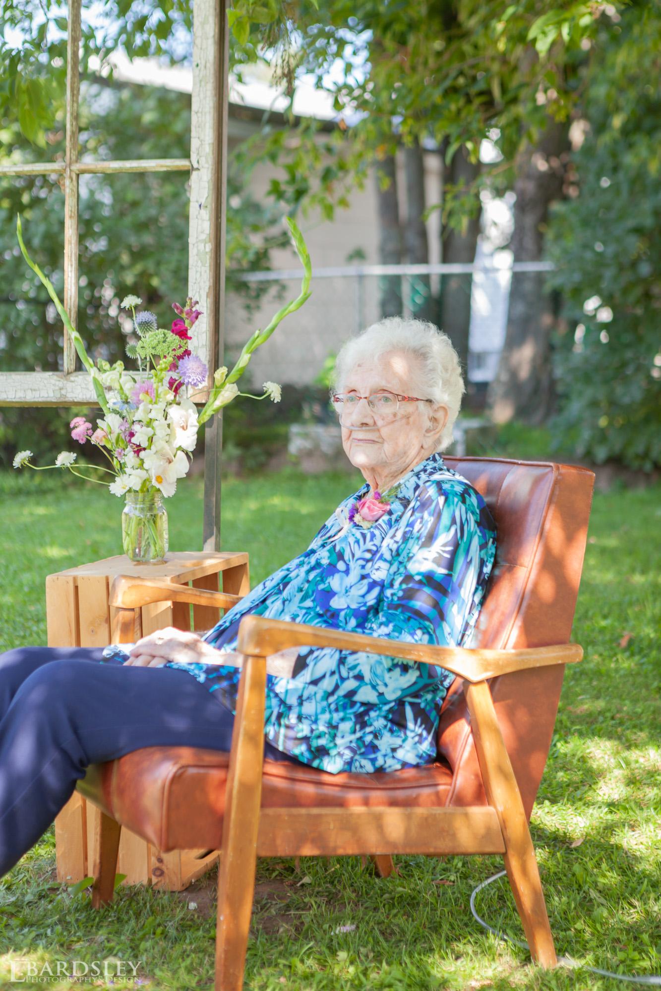 For my 95th birthday