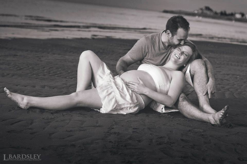 Sharon and Devin's Maternity Shoot