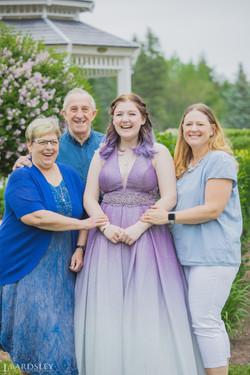 Lorne's Family