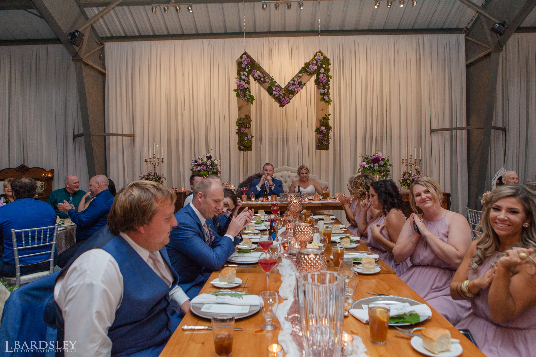 Courteney & Jamie's Wedding