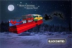 AGB Christmas Card