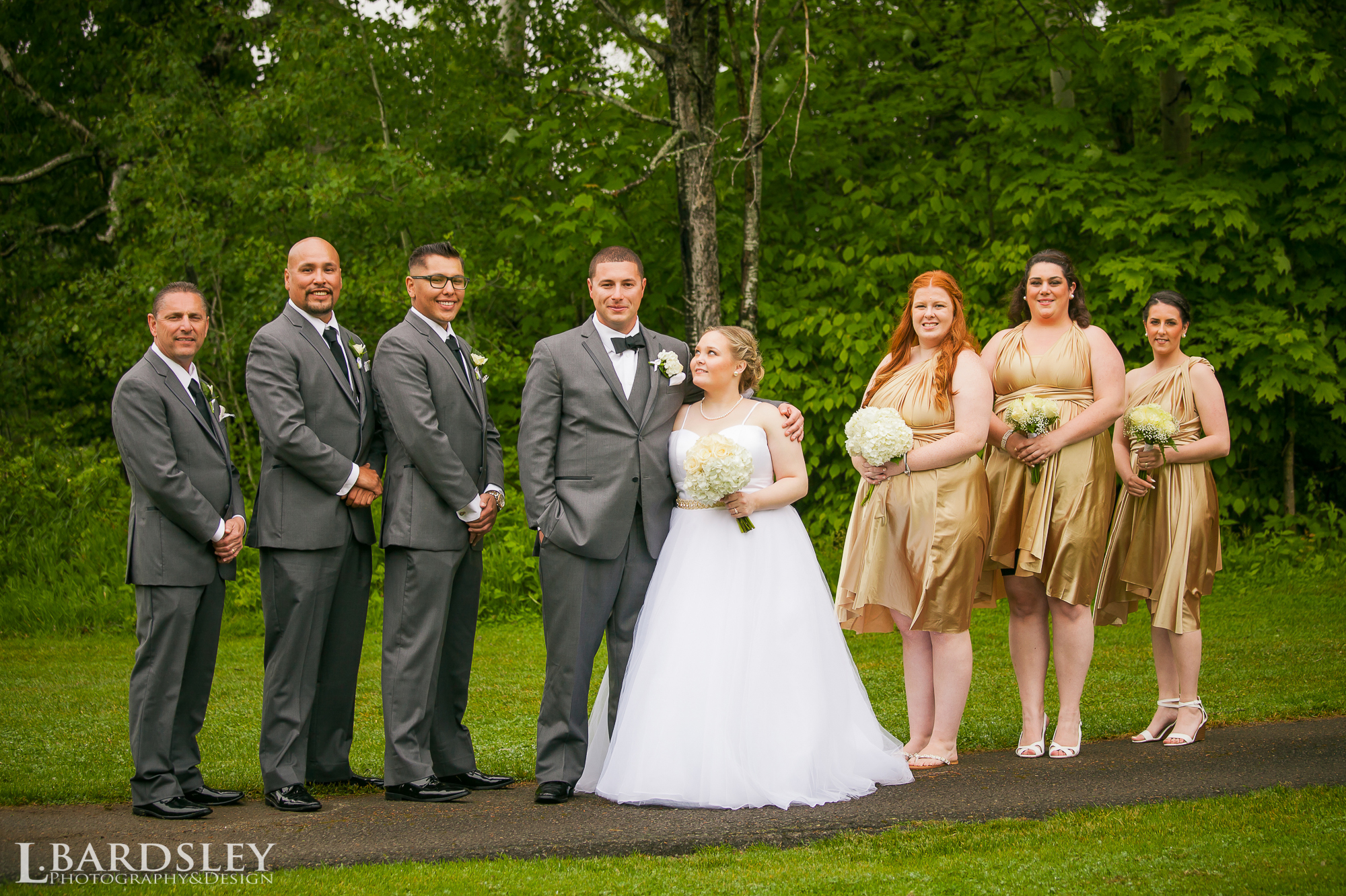 Natasha & Coty's Wedding