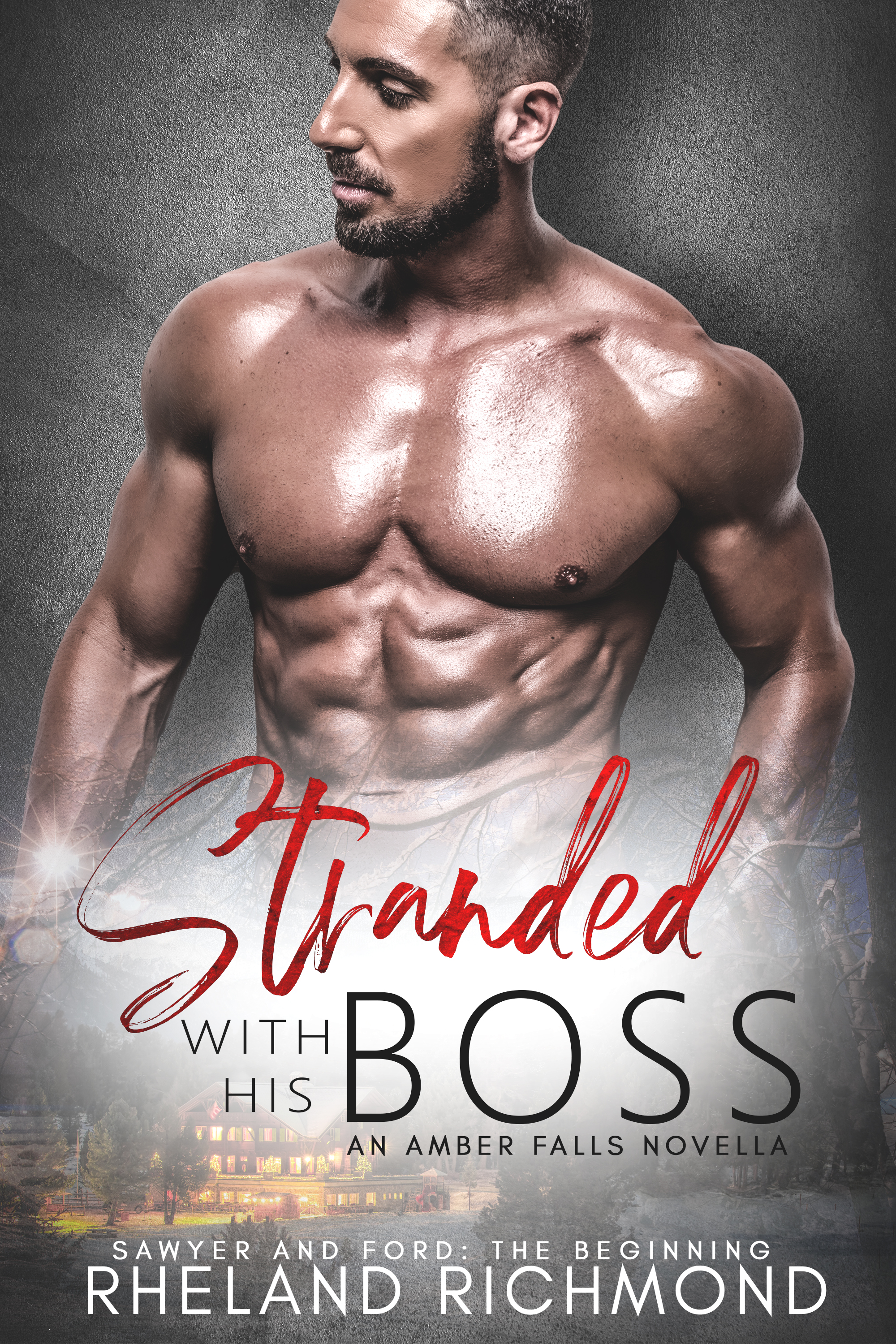Stranded with His boss 2 NEW updated