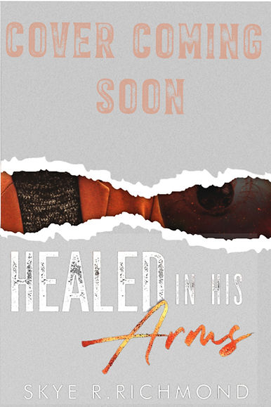 Healed In His Arms Cover Reveal - Copy).