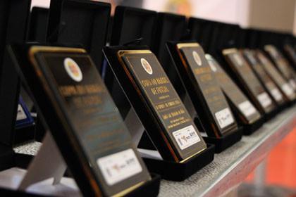 Premiação
