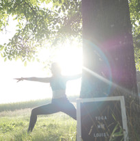 Yoga mit Louisa Winterthur