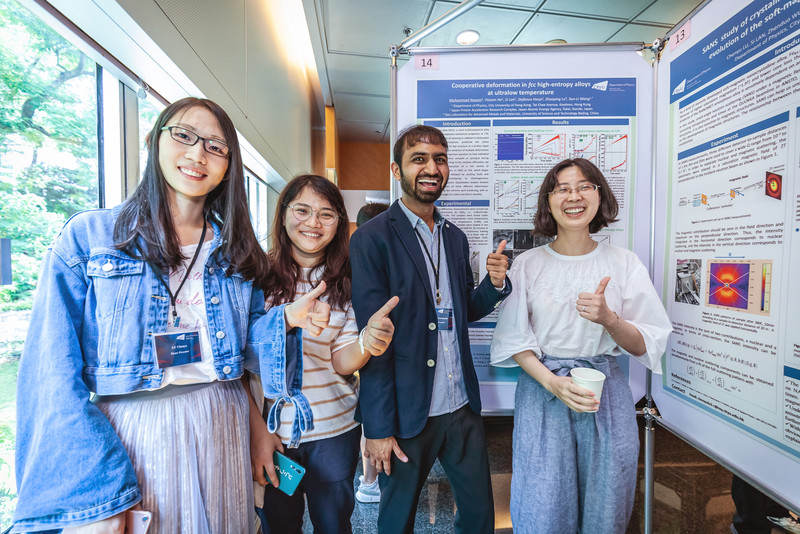 Students joined the PHY Symposium 2019