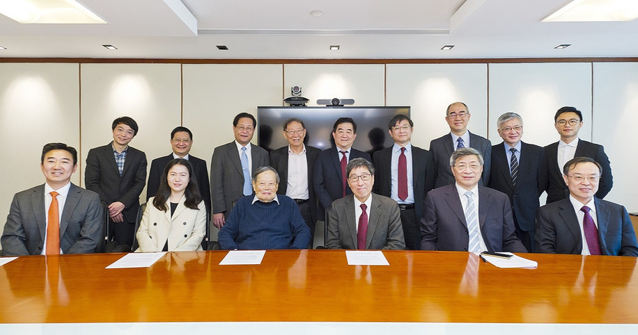 CAS-CityU Joint Laboratory for Neutron Scattering was established in Feb 2019
