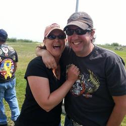 Brenda and Shawn
