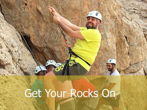 Rock Climbing Corporate