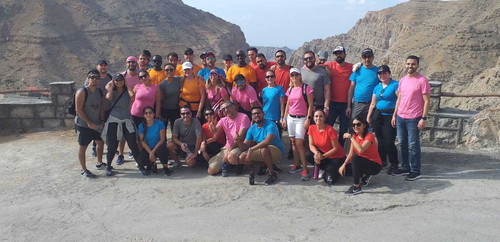 Majlis Team Building