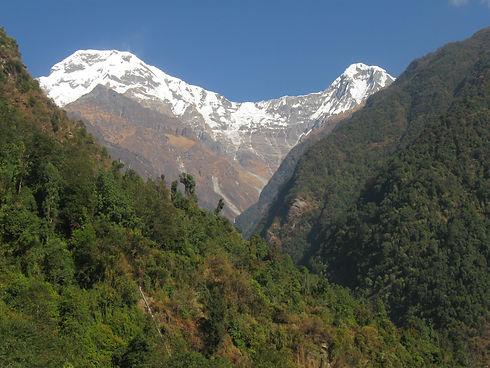 Nepal Overseas School Trip