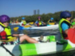 Mangroves Kayaking RAK