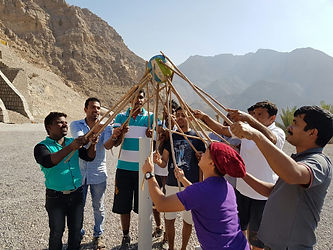 Adventure Centre and Camping in the UAE - Challenging Adventure