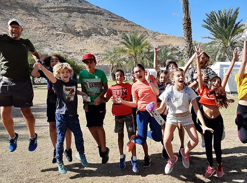 School overnight camp Ras al Khaimah