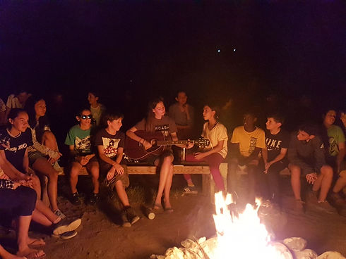 Familiy overnight experience in RAK