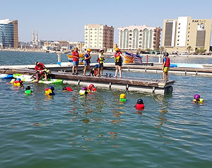 School - Kayaking - Team Building - Hilt