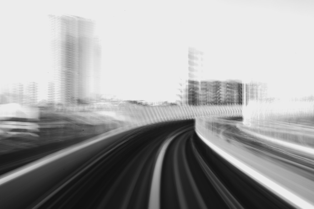 Moving at high speed, what an app idea looks like in full flight.