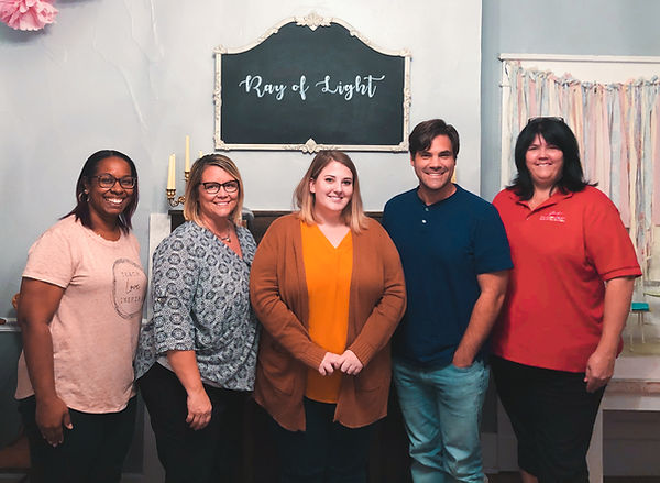 Ray of Light Foundation Board Members