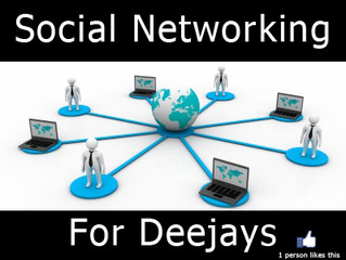 Social Networking for Deejays