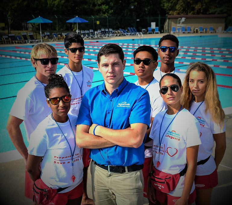 AquaSafe Lifeguard Team - Guard Your State