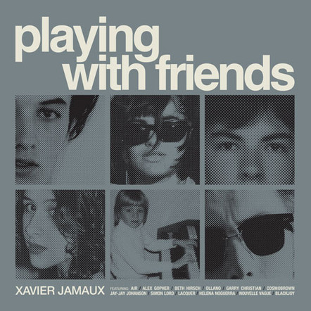Playing with friends LP