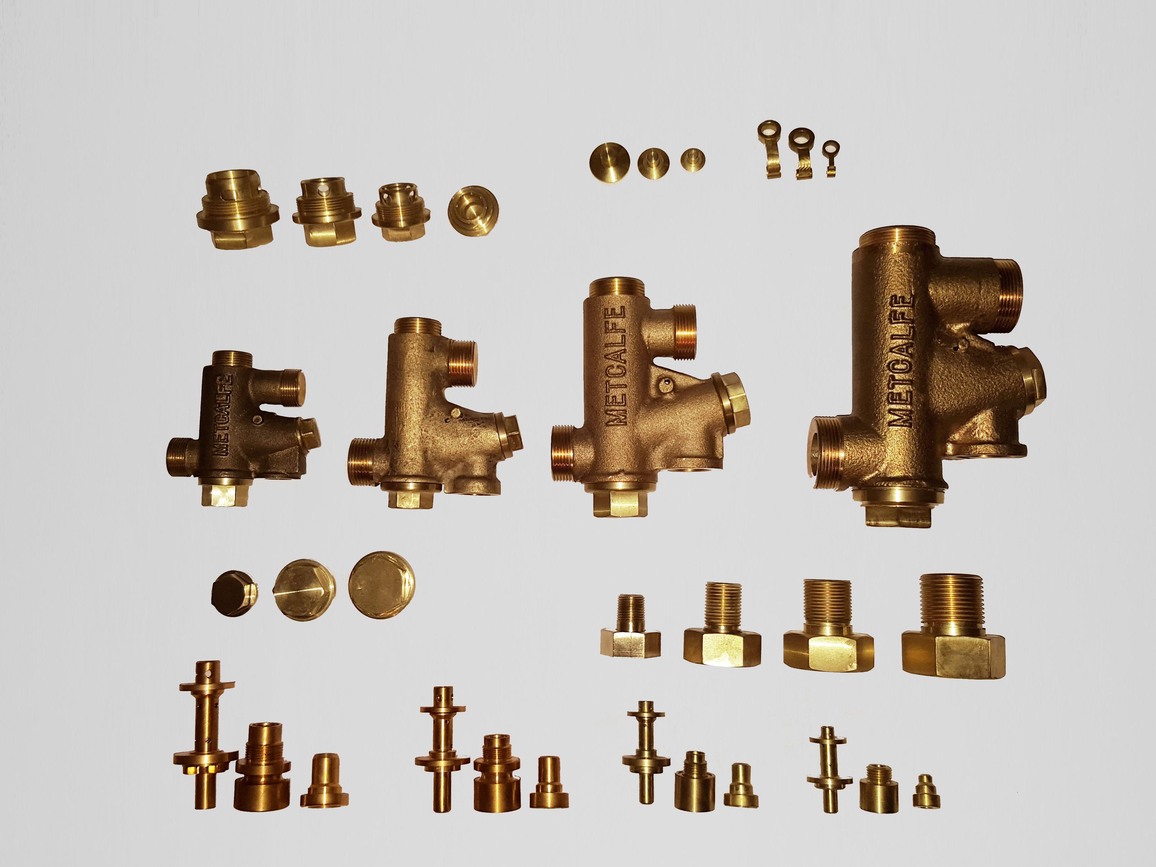 Steam Engine parts