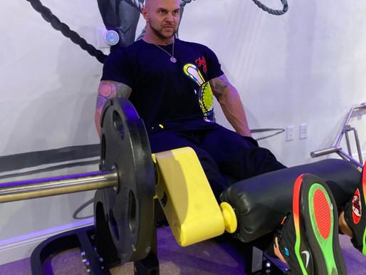 Gee Gym Risk-free Leg Extension Machine, Miami FL