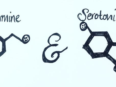 Dopamine & Serotonin - technically the only 2 things you enjoy!