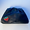 Thumbnail: LUCID Beaded Appliqué Strawberry Handbag
