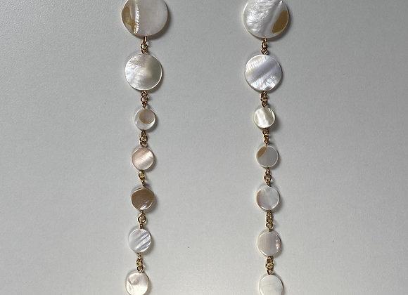 FULL MOON AMETHYST Earrings