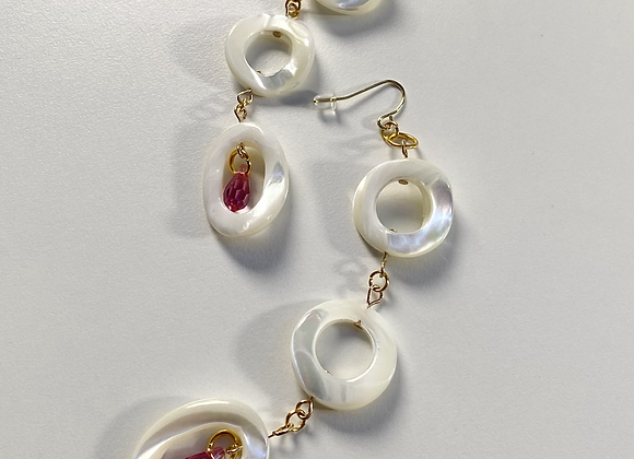 APLOMB WILD ROSE Earrings