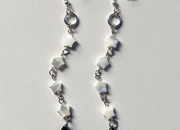 STARCATCHER EMERALD Earrings