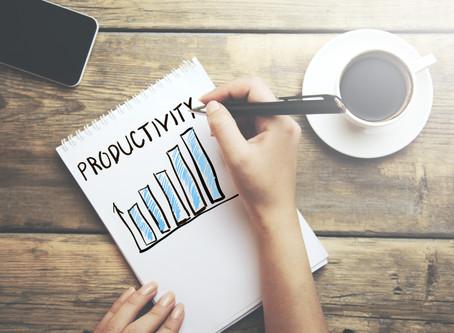 Five Productivity Hacks