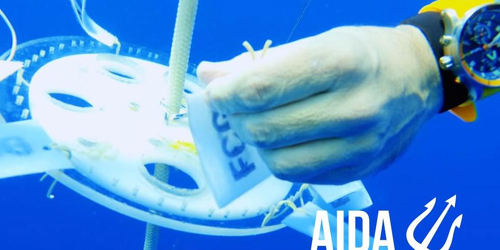 AIDA TRITON CUP Depth competition