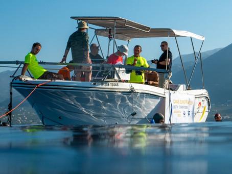 CMAS Freediving Depth European Cup KALAMATA 2020