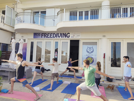 Weekly Yoga Sessions now at FCG