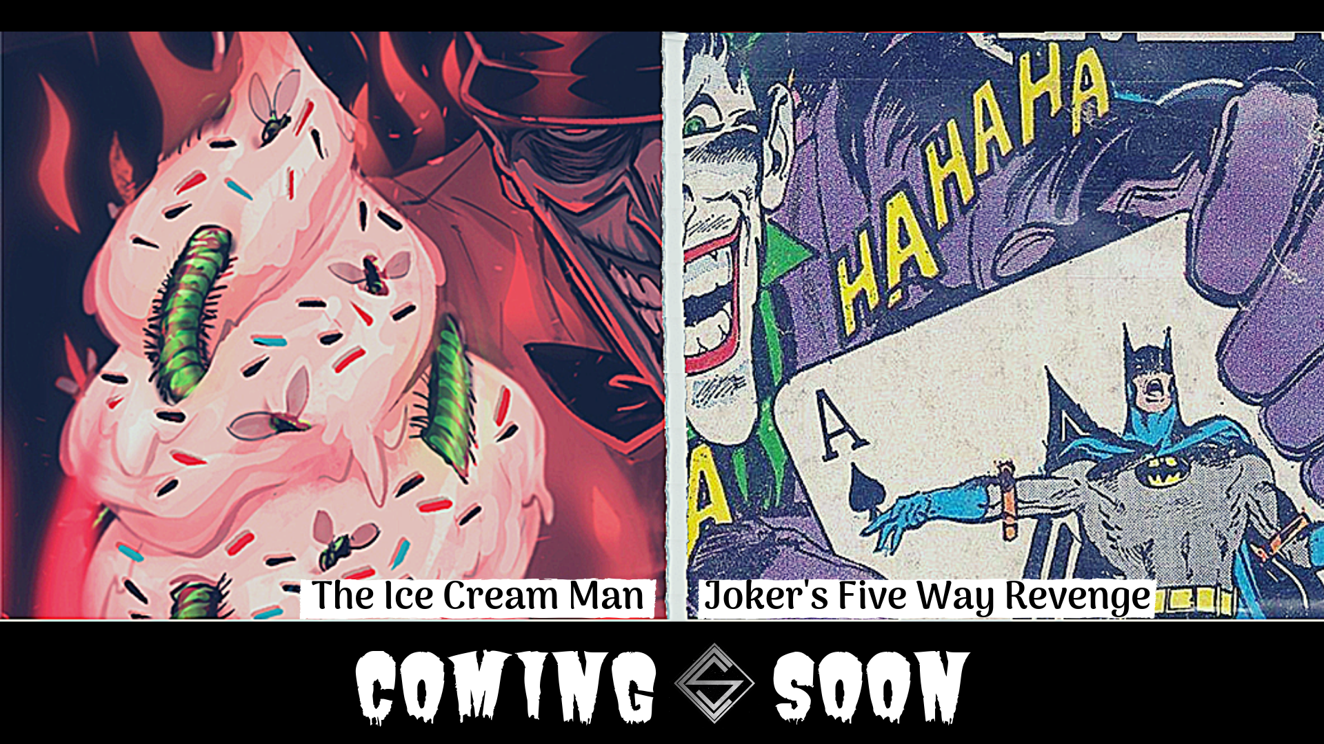 Ice cream joker